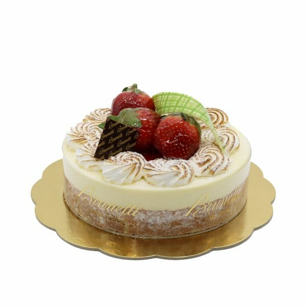 Brunetti Mixed Berry Charlotte Cake