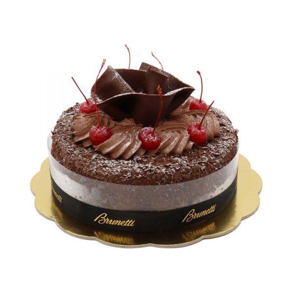 Brunetti Black Forest Cake - Side