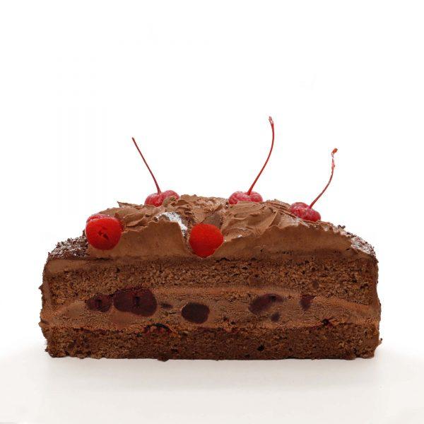Brunetti Black Forest Cake - Cross section