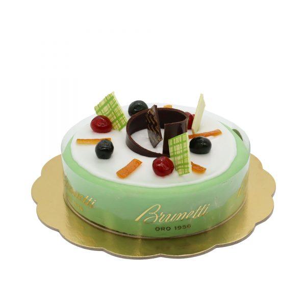 Brunetti Cassata Siciliana Cake - Side