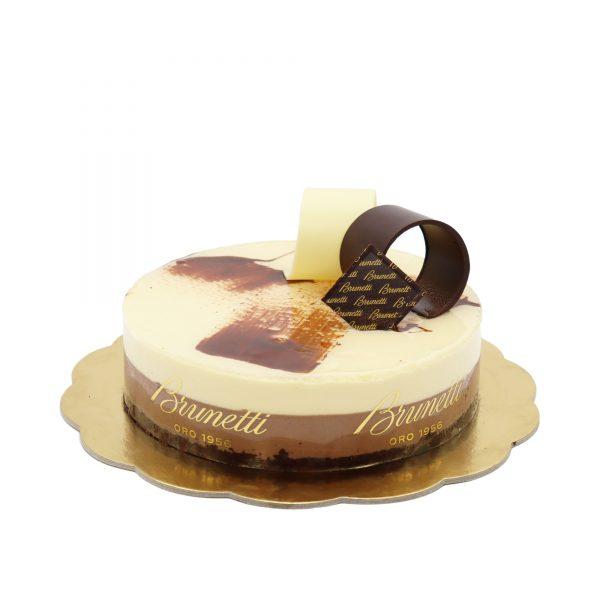 Brunetti Chocolate Mousse Cake - Side