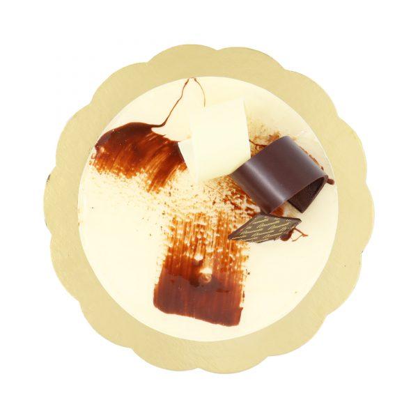 Brunetti Chocolate Mousse Cake - Top