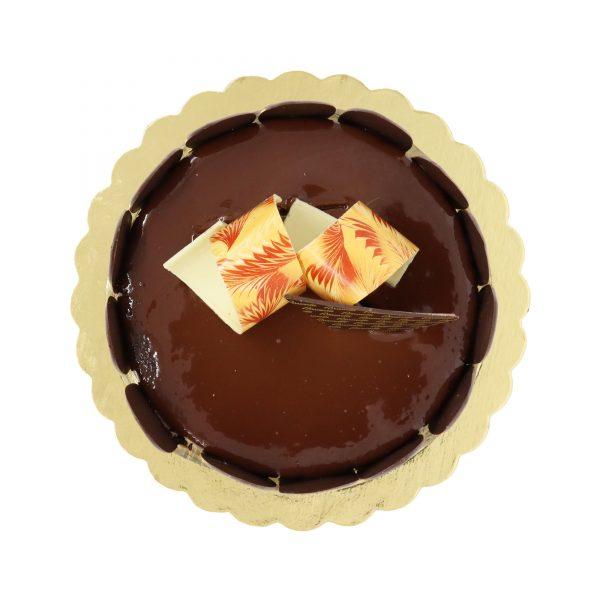 Brunetti Chocolate Mud Cake - Top