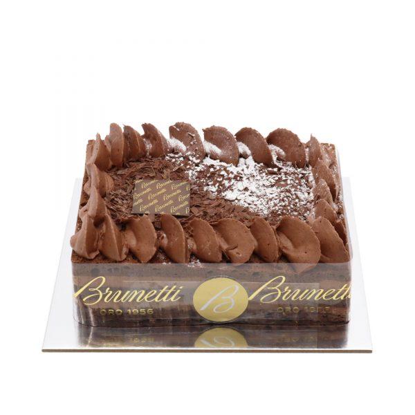 Brunetti Chocolate Souffle Cake