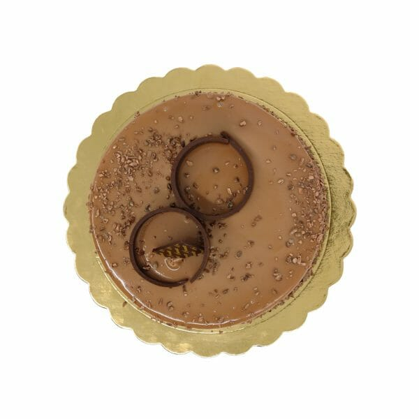 Brunetti Francese Cake - Top