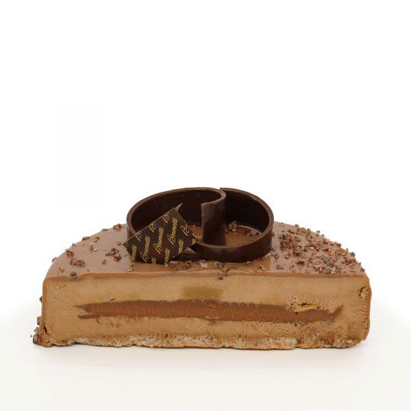 Brunetti Francese Cake - Cross section