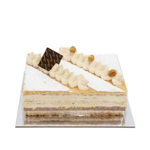 Brunetti Hazelnut Millefoglie Cake