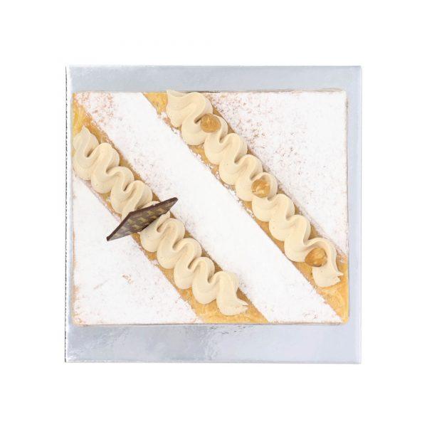Brunetti Hazelnut Millefoglie Cake - Top