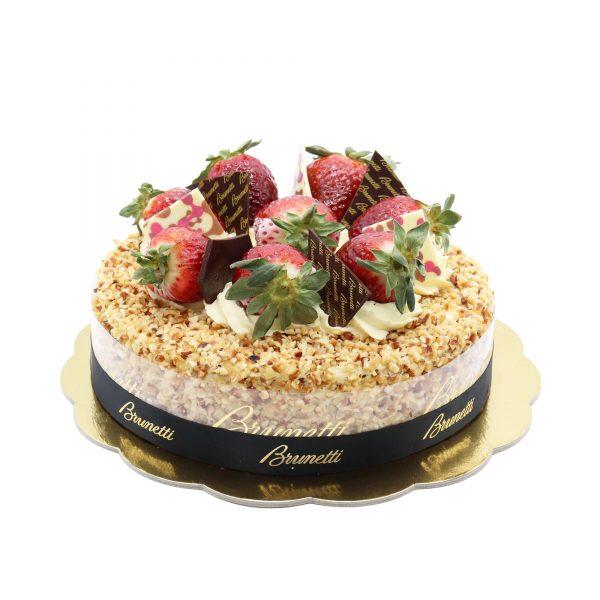 Brunetti Julio Cesare Cake - Side
