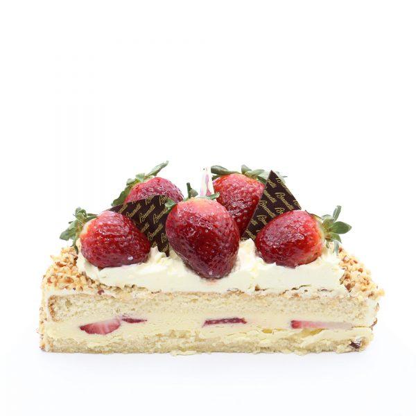 Brunetti Julio Cesare Cake - Cross section