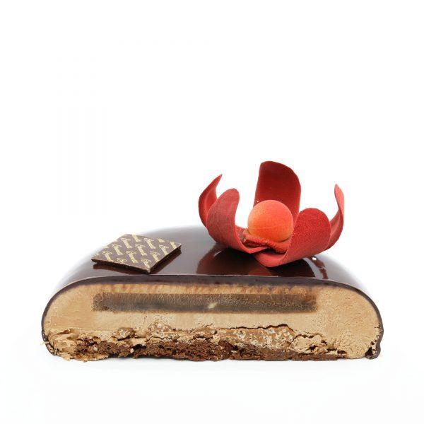 Brunetti Le Parisien Cake - Cross section