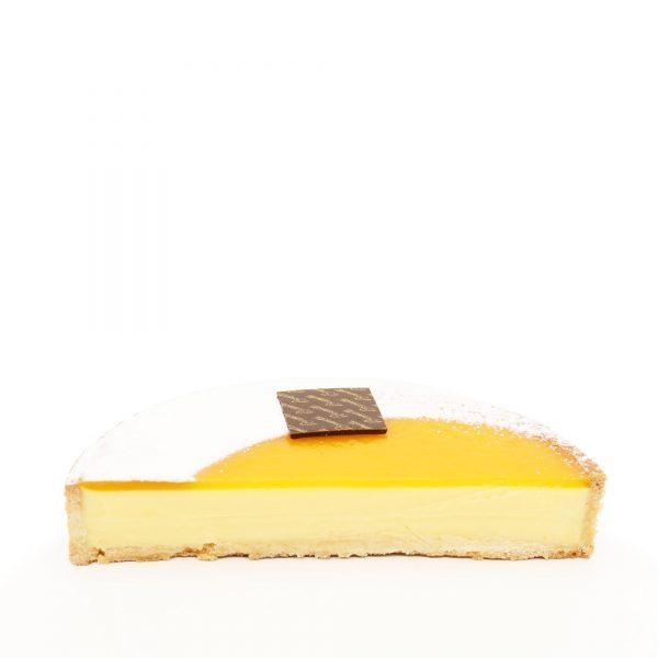 Brunetti Lemon Tart Cake - Top