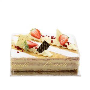 Brunetti Millefoglie Cake