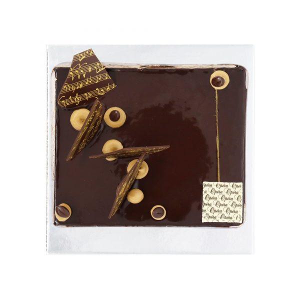 Brunetti Opera Cake - Top