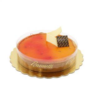Brunetti Passionfruit Tart Cake