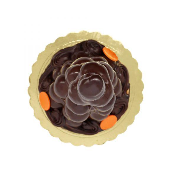 Brunetti Profiterole Cake - Top