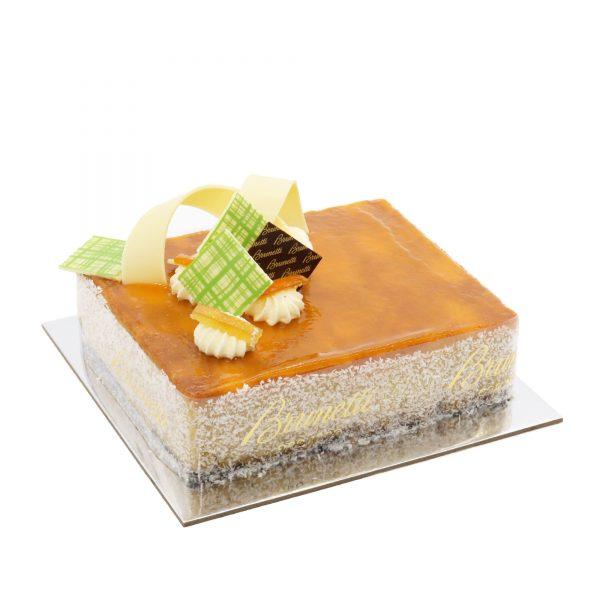 Brunetti Torta Di Arancia Cake - Side