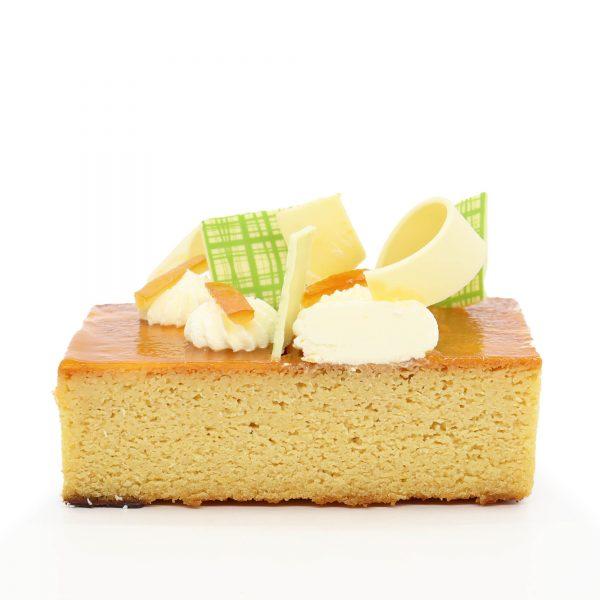 Brunetti Torta Di Arancia Cake - Cross section